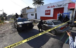 Mexico tiêu diệt trùm ma túy Juan Francisco trong cuộc đấu súng