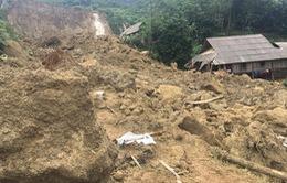 Sẽ dùng mìn nổ đá tìm kiếm nạn nhân vụ sạt lở ở Hòa Bình