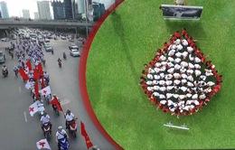 Khởi động chiến dịch vận động hiến máu BE THE 1
