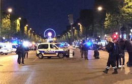 Vụ nổ súng tại Paris: Tổng thống Pháp triệu tập họp Hội đồng quốc phòng