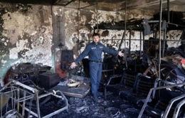 Taliban nhận trách nhiệm vụ đánh bom xe tại Kabul, Afghanistan