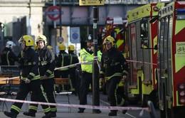 Anh hạ mức cảnh báo khủng bố sau vụ tấn công tàu điện ngầm