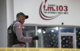 CH Dominica: Hai nhà báo bị bắn chết khi đang lên sóng trực tiếp