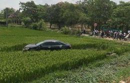 Lý lịch chiếc Camry đâm 3 người thiệt mạng tại Bắc Ninh