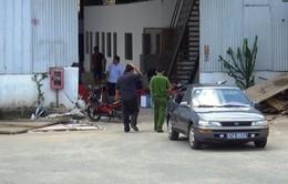 Sập tường nhà xưởng tại TP.HCM, 2 người thiệt mạng