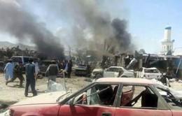 Đánh bom xe đẫm máu tại Afghanistan, hơn 20 người thương vong
