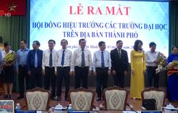 6 nhiệm vụ trọng tâm của Hội đồng Hiệu trưởng tại TP.HCM