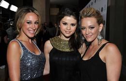 Hilary Duff bày tỏ tình cảm với Selena Gomez: Tôi yêu cô ấy!