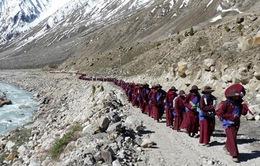Hành trình xanh qua dãy Himalaya kêu gọi bảo vệ môi trường