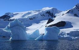 Cảnh báo băng ở Nam Cực giảm xuống mức thấp kỷ lục