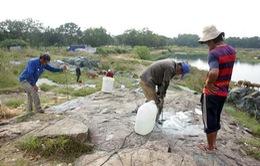 Bình Dương: Xây hàng rào kiên cố tại Hồ Đá