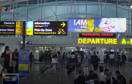 Indonesia: Sân bay ngừng hoạt động do núi lửa tiếp tục phun trào