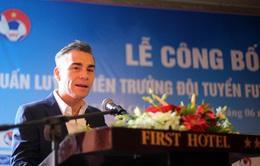 VFF chính thức công bố tân HLV trưởng Đội tuyển futsal Quốc gia