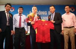 Tân HLV trưởng ĐT Futsal nam Việt Nam: Quyết tâm đưa đội tuyển vào top 4 châu Á