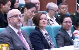 Hội thảo gìn giữ hòa bình Liên Hợp Quốc tại Hà Nội