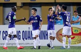 Điểm nhấn vòng 22 giải VĐQG V.League 2017: FLC Thanh Hóa sảy chân, CLB Hà Nội chiếm ngôi đầu