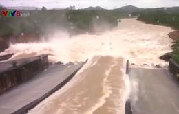 Nghệ An: Phần lớn các hồ đập đã đầy nước