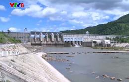 Bình Định điều tiết các hồ chứa liên hồ trước lũ