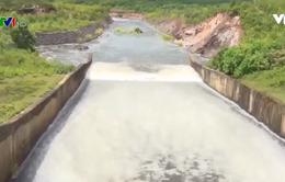 Mối nguy hiểm từ những hồ đập xuống cấp