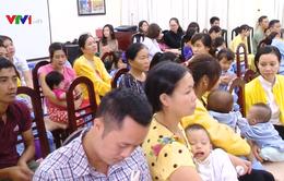 Khám và phẫu thuật miễn phí cho trẻ sứt môi, hở hàm ếch tại Quảng Ngãi