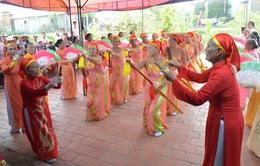 Hò khoan Lệ Thủy được công nhận Di sản văn hóa quốc gia