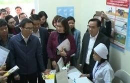 Hà Nội quản lý sức khỏe người dân bằng hồ sơ điện tử