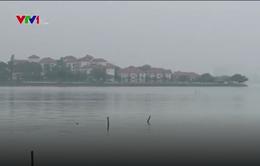 Hà Nội dừng toàn bộ hoạt động nuôi cá ở hồ Tây