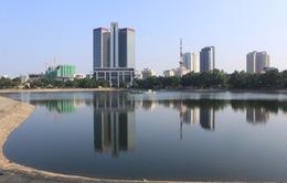 DN đề xuất Hà Nội lấp hồ Thành Công để... xây nhà tái định cư