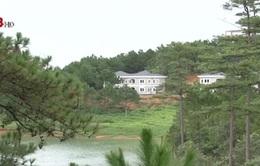 Công bố nhiều sai phạm tại Khu Du lịch hồ Tuyền Lâm - Đà Lạt