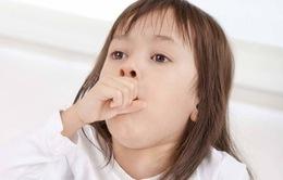 Cách chữa ho hữu hiệu cho trẻ