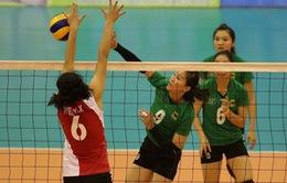 Giải bóng chuyền Cúp VTV9 - Bình Điền 2017: VTV Bình Điền Long An thua trận đầu