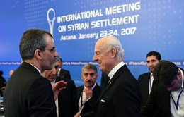 Thổ Nhĩ Kỳ kêu gọi Mỹ, Saudi Arabia tham gia hòa đàm Syria ở Astana