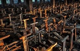 Hỏa hoạn nghiêm trọng tại công ty dệt may Bangladesh