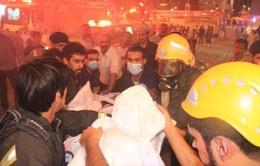 Saudi Arabia: Sơ tán hàng trăm người do hỏa hoạn tại Mecca