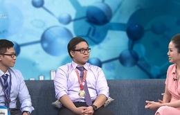 Gặp 2 anh em cùng đạt giải Olympic Hóa học quốc tế