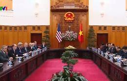 Việt Nam tiếp tục duy trì mối quan hệ tốt đẹp với chính quyền mới của Hoa Kỳ