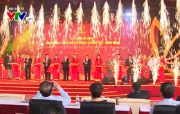 Khánh thành giai đoạn 1 nhà máy Hoa Sen Nhơn Hội Bình Định