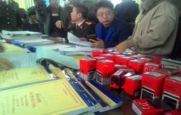 Hà Nội triệt phá đường dây mua bán khống hóa đơn