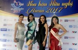 Quảng bá ẩm thực Việt Nam qua cuộc thi Hoa hậu Hữu nghị ASEAN