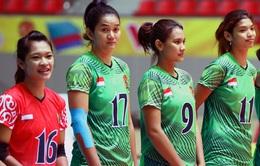 Giải bóng chuyền nữ quốc tế VTV Cup Tôn Hoa Sen 2017: ĐT Indonesia có mặt tại Hải Dương