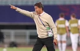 HLV Hoàng Anh Tuấn: Thắng hay thua, U20 Việt Nam vẫn phải đứng vững và tiến về phía trước