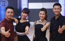 Vua đầu bếp 2017 - Phiên bản dành cho Người nổi tiếng chính thức lên sóng VTV3