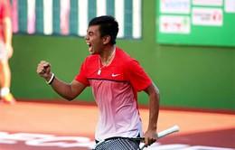 Đối thủ bỏ cuộc, Hoàng Nam vào chung kết F2 Futures