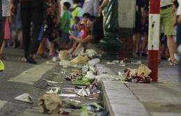Công dân phát hiện hành vi xả rác được thưởng 1,5 triệu đồng