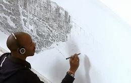 """Stephen Wiltshire – """"Dị nhân"""" vẽ tranh bằng trí nhớ"""