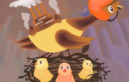 Food - Phim hoạt hình về môi trường, thực phẩm bẩn của các bạn trẻ