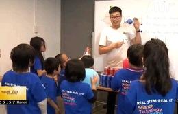 American Stem đưa mô hình giáo dục kiểu Mỹ vào Việt Nam