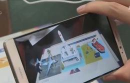 Gửi thư trúng đại học tuyển bằng công nghệ tương tác ảo
