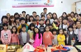 Khai giảng lớp tiếng Việt cho trẻ em TP Daejeon, Hàn Quốc