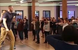Lớp học tự vệ dành cho phụ nữ tại Mỹ